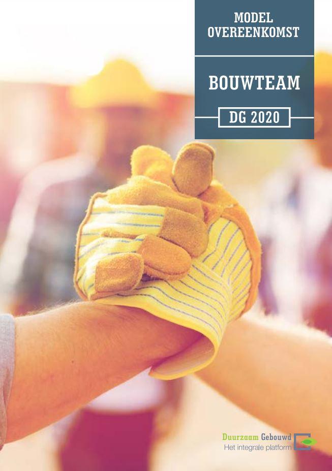 Download Modelovereenkomst Bouwteam DG 2020