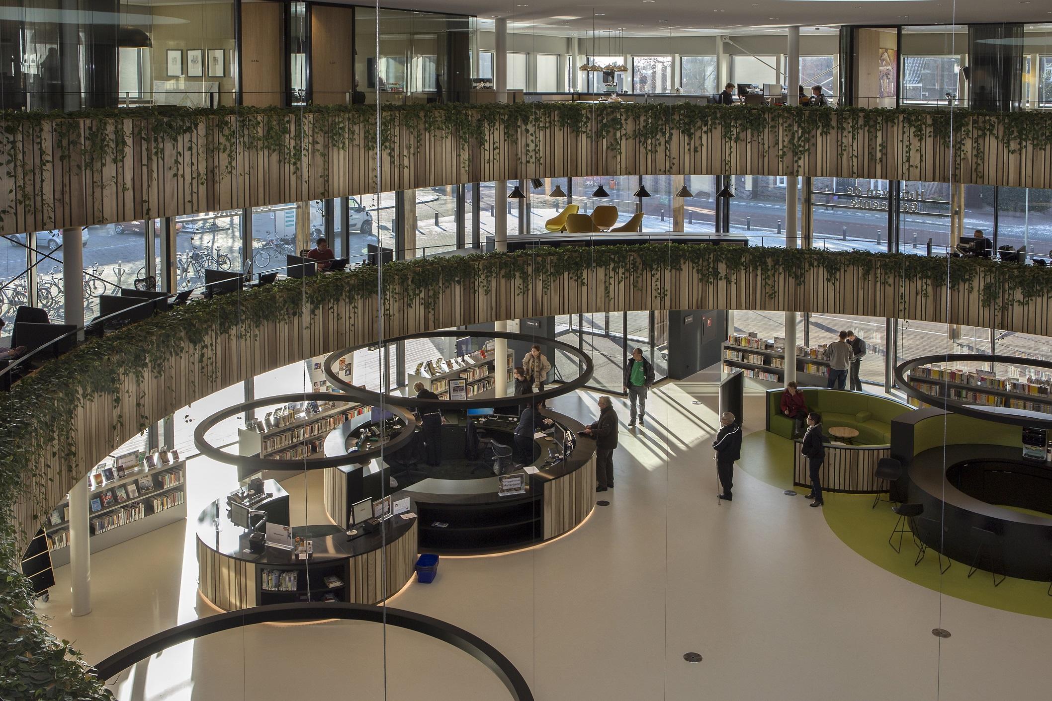 Meest energieopwekkende gemeentehuis 2016 staat in panningen ...