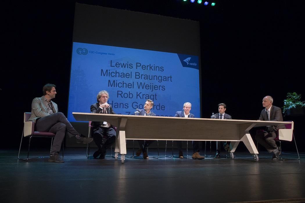 C2C-Congress: 'Venlo zit niet stil'   Duurzaam Gebouwd