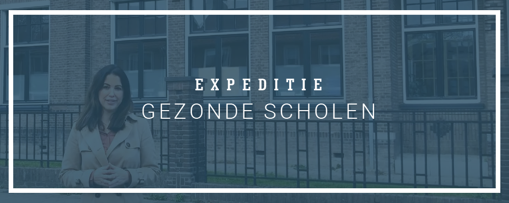Expeditie Gezonde Scholen