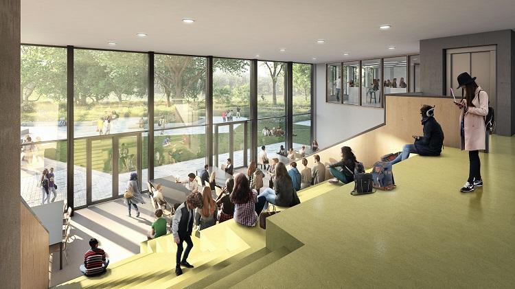 Onderwijscampus Lelystad geniet van comfortabel binnenklimaat door variabele luchtbehandeling