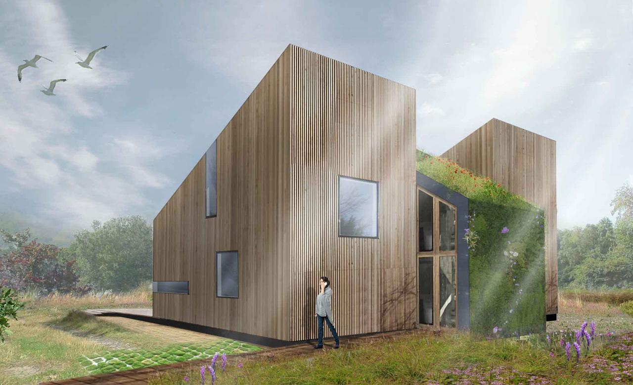 Autarke woning met domotica blog duurzaam gebouwd for Vakantiehuis bouwen