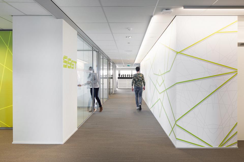 Belastingdienst Kantoor Amsterdam : Nieuwe kantoorinrichting voor belastingdienst duurzaam