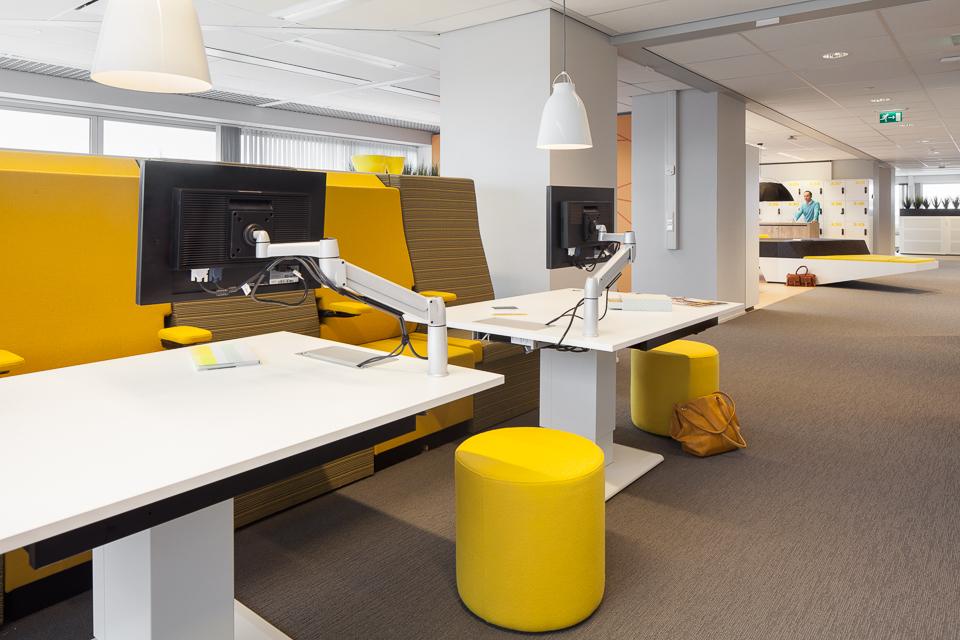 Belastingdienst Kantoor Utrecht : Nieuwe kantoorinrichting voor belastingdienst duurzaam