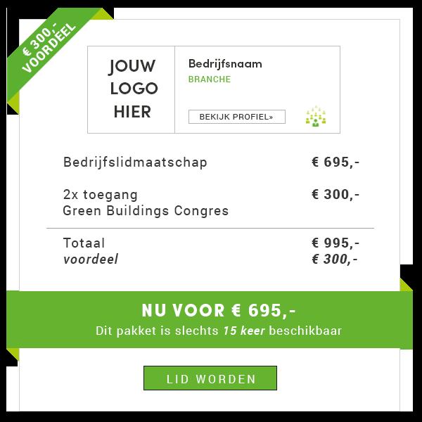 Heb jij dé oplossing voor de verduurzaming van het Nederlandse vastgoed?