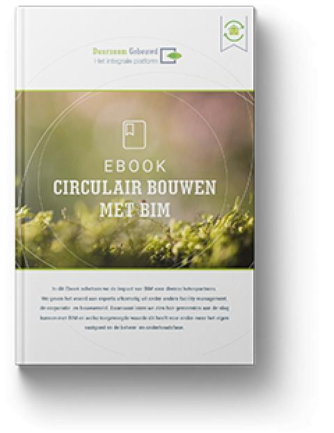 Ebook Circulair bouwen met BIM