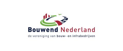 Logo Bouwend Nederland, de vereniging van bouw- en infrabedrijven