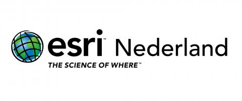 Logo esri Nederland