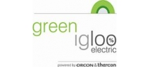 Green Igloo powered by Orcon & Thercon