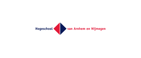 Logo Hogeschool van Arnhem Nijmegen