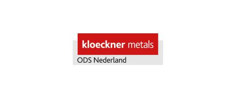 Logo Kloekner Metals ODS Nederland