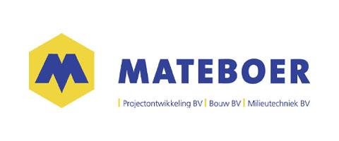 Logo Mateboer Groep