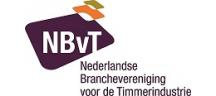 Logo Nederlandse Branchevereniging voor de Timmerindustrie (NBvT)