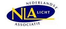 Logo Nederlandse Licht Associatie (NLA)