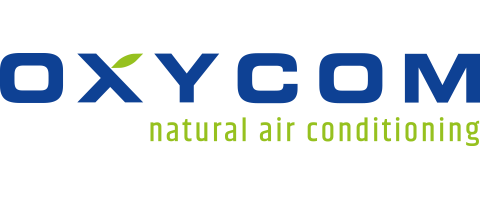 Logo Oxycom Fresh Air BV