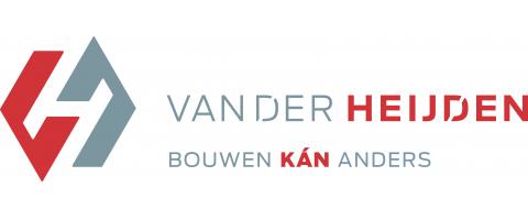 Logo Van der Heijden bouw en ontwikkeling