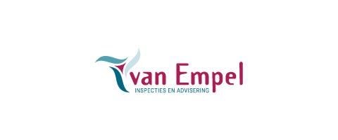 Logo Van Empel inspecties en Advisering B.V.