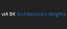 Logo viA BK Architecture's delights
