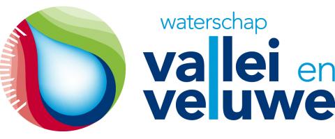 Logo Waterschap Vallei en Veluwe