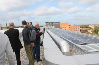 Tool zonnestroom voor scholen