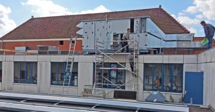 10 Amsterdamse scholen verbeteren binnenklimaat en energieprestatie