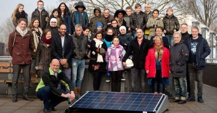 1.500 zonnepanelen in Arnhem