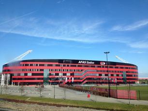 1.725 zonnepanelen op stadion AZ