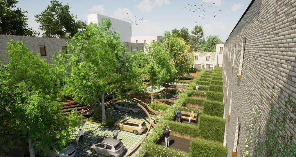 179 klimaatadaptieve woningen boordevol duurzame kenmerken voor Vlaardingen