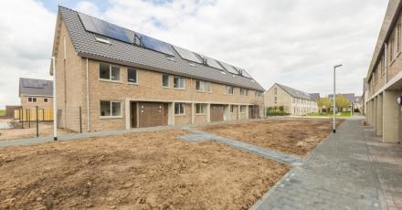 18 energiezuinige woningen in Zwolle