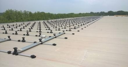 2.100 zonnepanelen op innovatiecentrum
