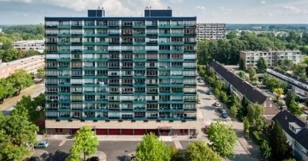 216 appartementen naar energielabel A