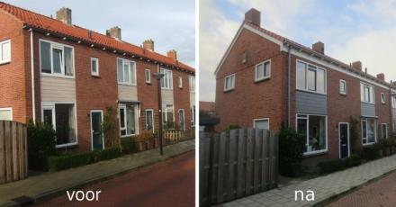 300 energiezuinige woningen in Hoorn