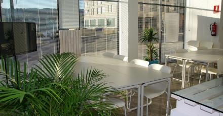 36% meer daglicht in kantoor door isolatiemateriaal