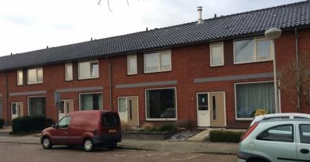 40 woningen gerenoveerd met schilrenovatiepakket