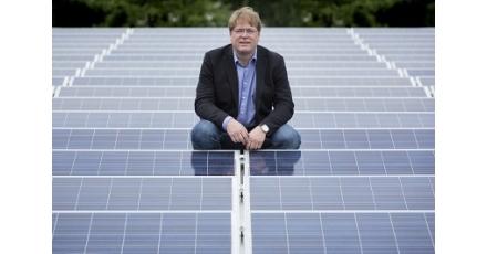 440 zonnepanelen op pand