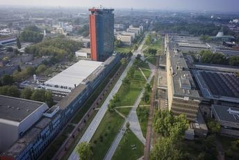 4.500 zonnepanelen op universiteitsgebouwen
