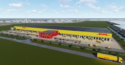 4.700 zonnepanelen op nieuw sorteercentrum