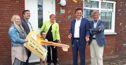 55 energiezuinige woningen in Veenendaal