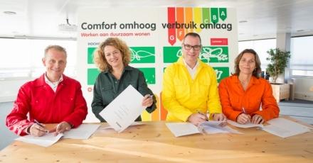 5.500 woningen regio Amsterdam verduurzamen