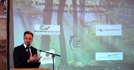 € 200 miljoen voor Rotterdamse scholen