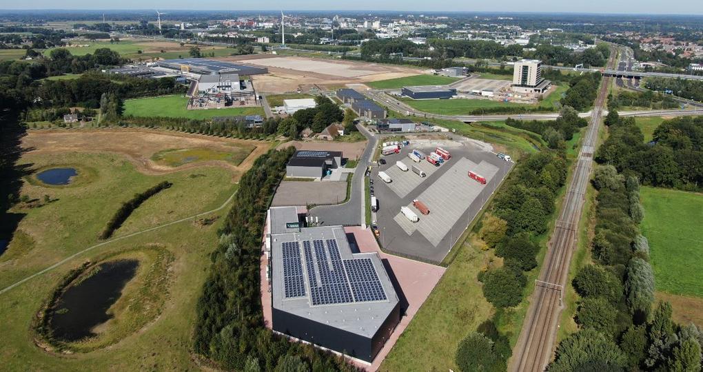 A1 bedrijvenpark Deventer West gaat circulair