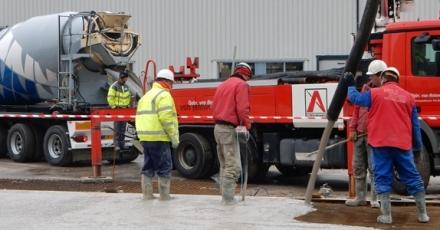 Aandacht voor alternatieve bindmiddelen in beton