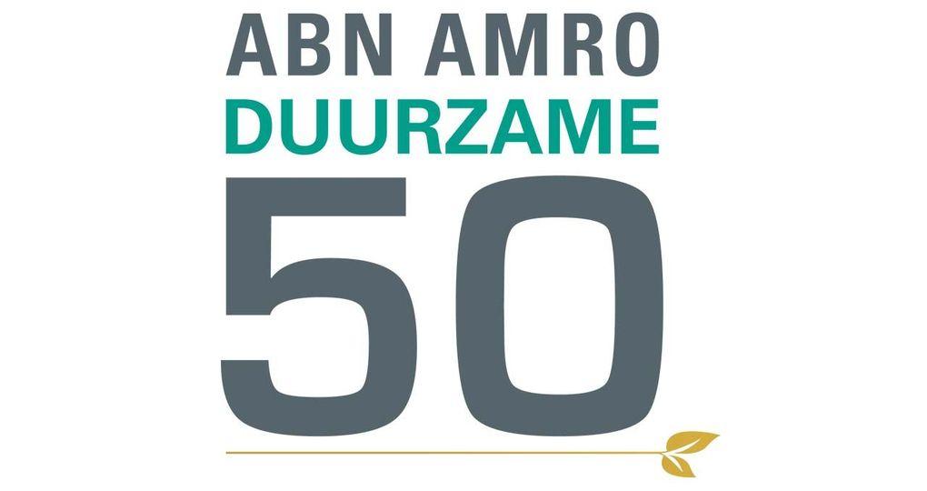 ABN AMRO Duurzame 50 (op alfabet) bekend!