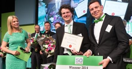 ABN AMRO Duurzame 50: Stefan van Uffelen nomineert...