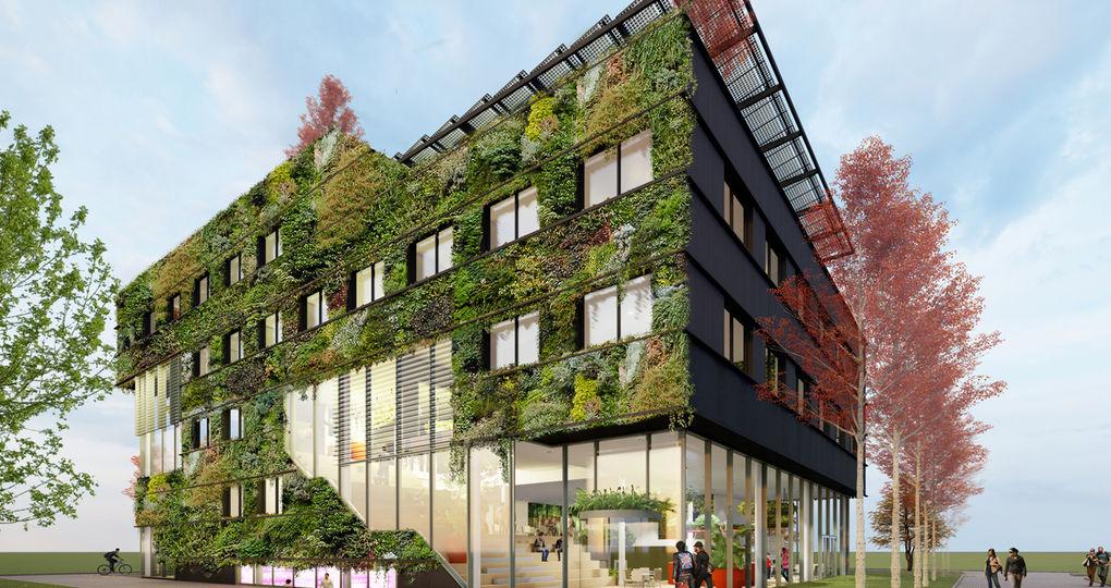 Advertorial: milieuvriendelijke, betonnen bouwmaterialen spelen een belangrijke rol in de verduurzaming van de bouwsector