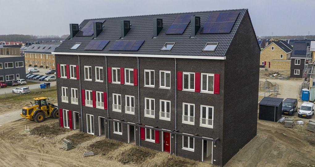 Advertorial: Nieuwbouwwijk Almere voorzien van duurzame warmtepompen