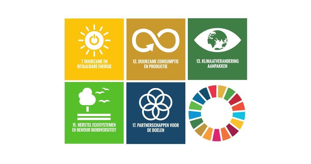 Advertorial: Op ontdekkingstocht met de SDG's, ga je mee?