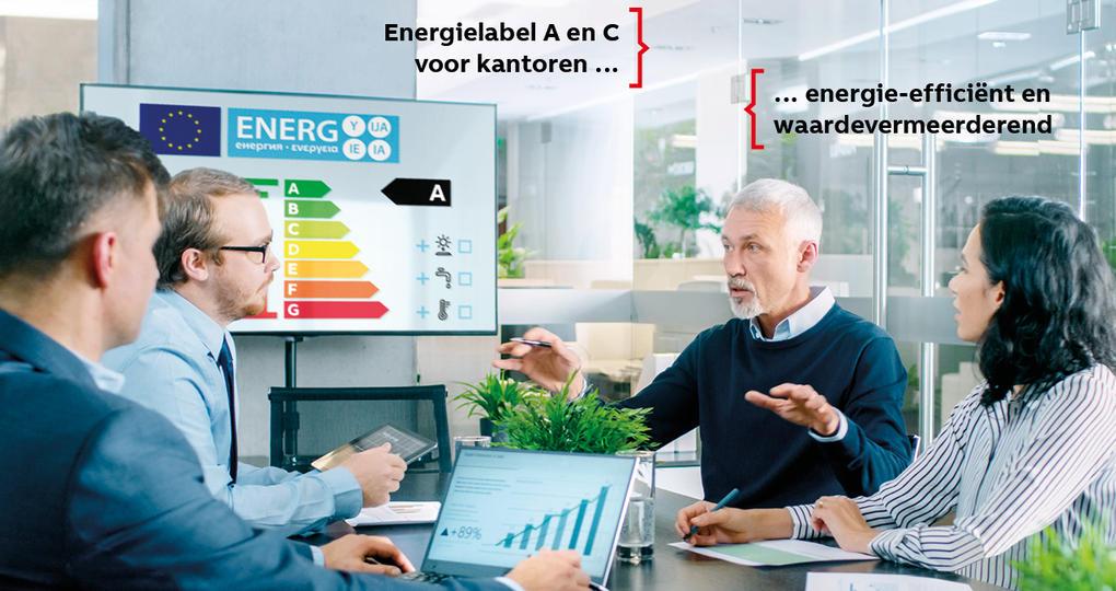 Advertorial:Waarom nu al aan de slag gaan met energielabel A?