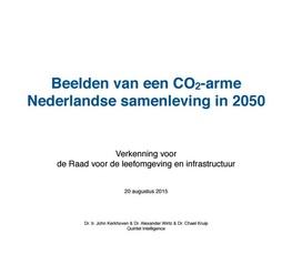 Adviesraad bepleit klimaatwet