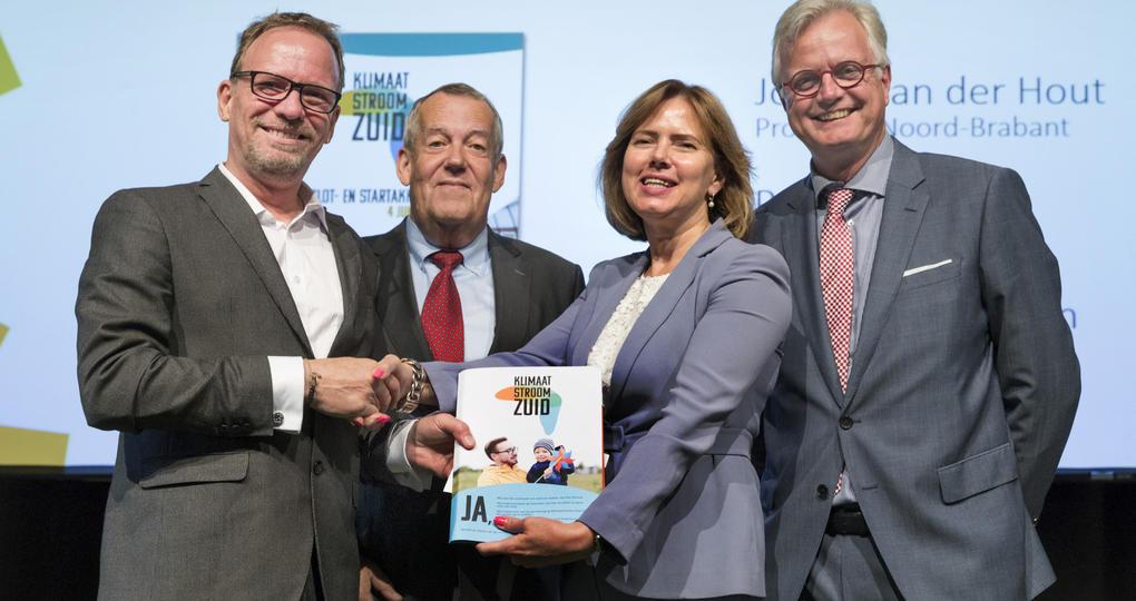 Akkoord zet Zuid-Nederland aan het werk voor klimaat
